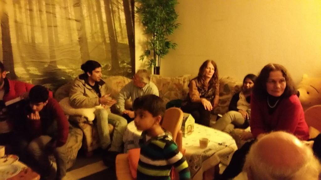 God`s Family mit Iranern (1)